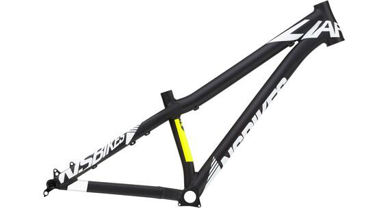 NS Bikes Liar 4X Rahmen flat black